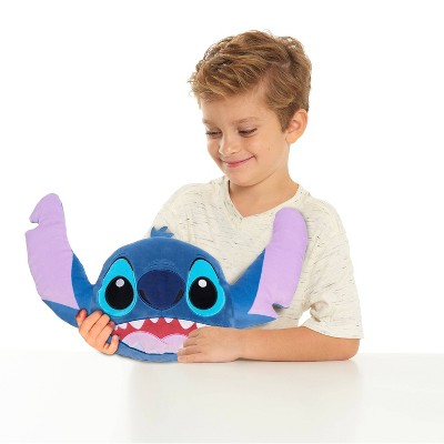 Lilo & Stitch Character Head Plush