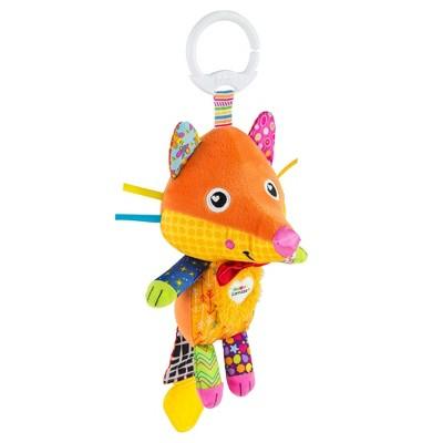 Lamaze Flannery the Fox Clip & Go Baby Toy