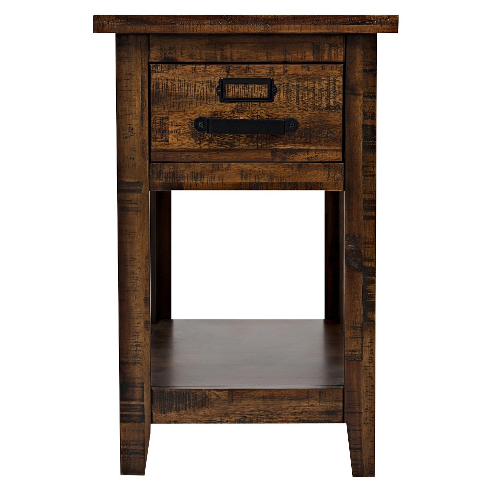 End Table Brown - Jofran, Accent Tables