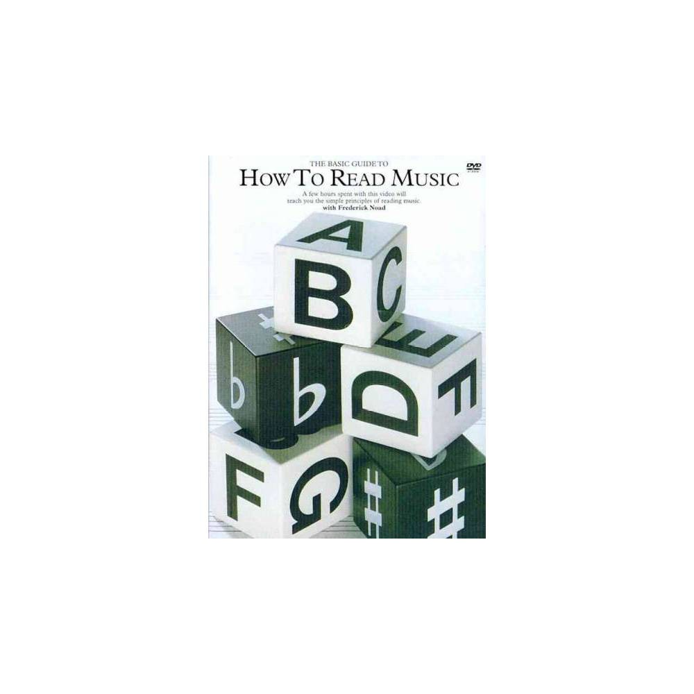 How To Read Music (Dvd), Movies