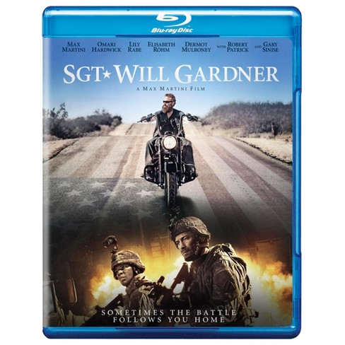 Sgt Will Gardner (Blu-Ray) - image 1 of 1