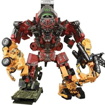 69 Devastator Box Set of 8 | Transformers Studio Series | Transformers: Revenge of the Fallen Action figures