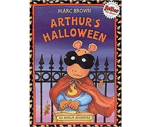 Arthur's Halloween (Paperback) (Marc Tolon Brown) - image 1 of 1
