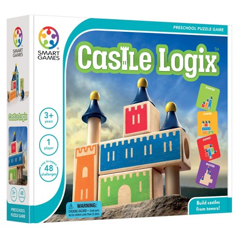 SmartGames Castle Logix 8pc - image 1 of 5