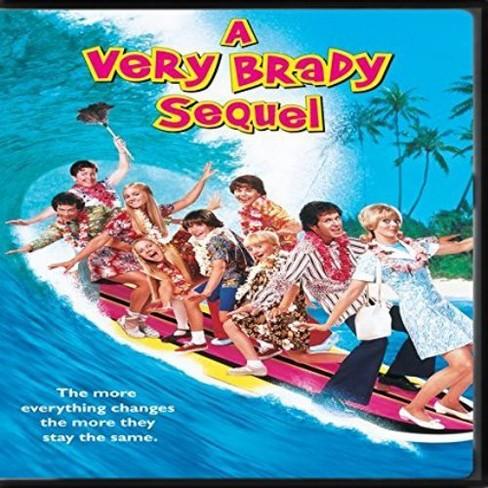 A Very Brady Sequel DVD Target