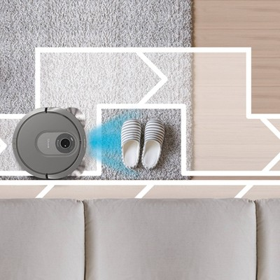 Shark AI Wi-Fi Connected Robot Vacuum With Advanced Navigation -RV2011 : Target