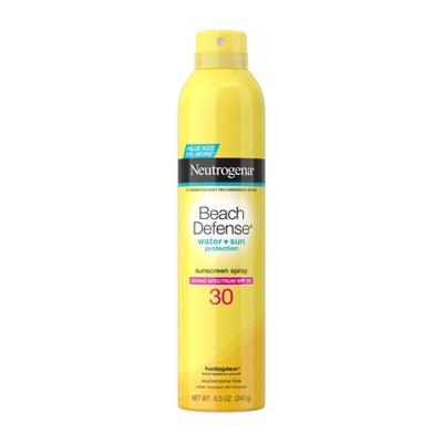 Neutrogena Beach Defense Spray - SPF 30 - 8.5oz
