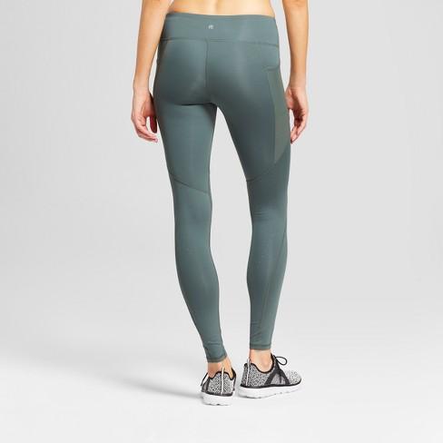 59f05e5a5eed Women s Embrace Laser Cut Mid-Rise Leggings - C9 Champion®   Target