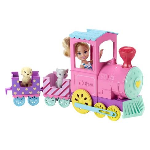 Barbie Club Chelsea Doll And Choo-Choo Train   Target 385fe0ecba3a