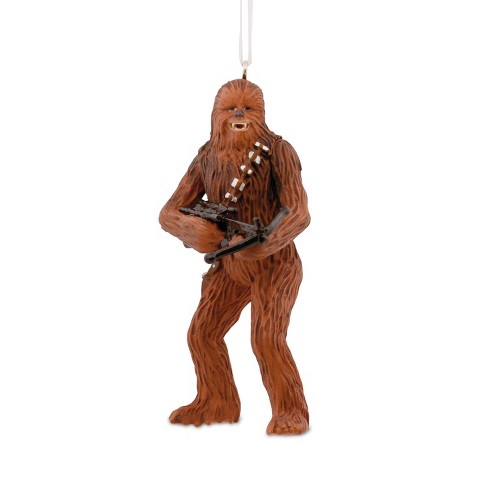 hallmark star wars chewbacca christmas ornament - Chewbacca Christmas Ornament
