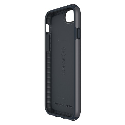 outlet store bf5ef 44ce6 Speck Apple iPhone 8/7/6s/6 Presidio Mount Case - Graphite Gray/Charcoal  Gray