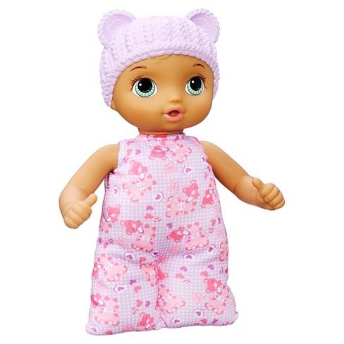 Baby Alive Snugglin' Sarina Brunette - image 1 of 2