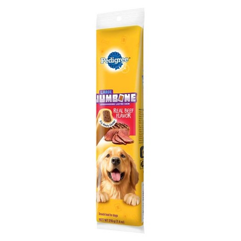 PEDIGREE JUMBONE Large Snacks for Dogs 7.41 oz. - image 1 of 2