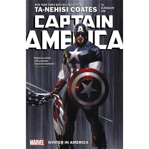 Captain America by Ta-Nehisi Coates Vol. 1 - (Paperback) - image 1 of 1