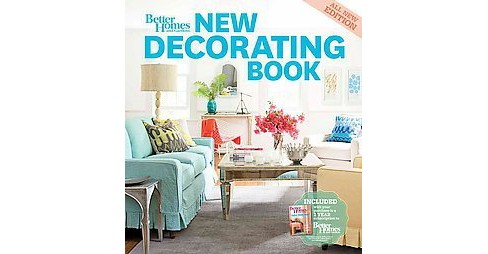 Better Homes and Gardens New Decorating Book (Paperback) (Better Homes & Gardens) - image 1 of 1
