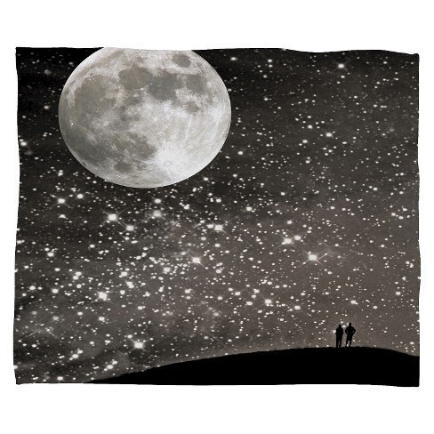 Love Under The Stars Throw Blanket - Deny Designs® - image 1 of 1