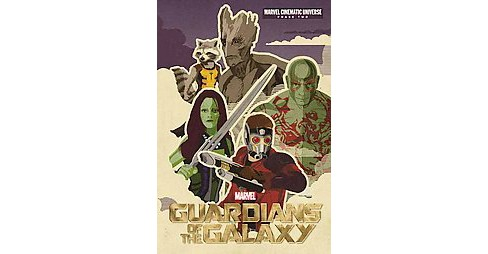 Guardians of the Galaxy (Hardcover) - image 1 of 1