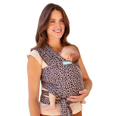 Moby Classic Wrap Baby Carrier - Leopard