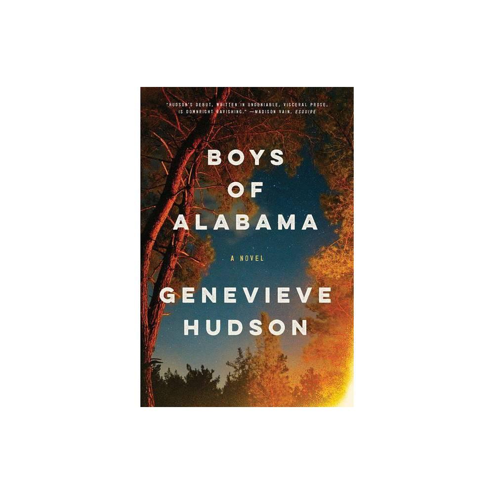 Boys Of Alabama By Genevieve Hudson Paperback