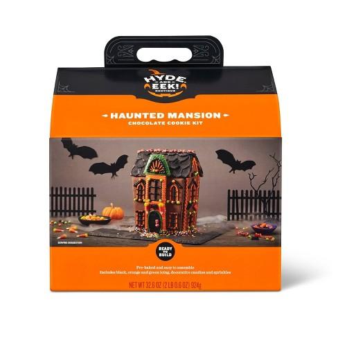 Halloween Haunted Manor Chocolate Cookie Kit - 32.6oz - Hyde & EEK! Boutique™ - image 1 of 4