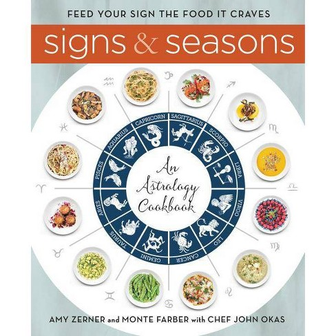 Signs and Seasons - by  Monte Farber & Amy Zerner (Hardcover) - image 1 of 1