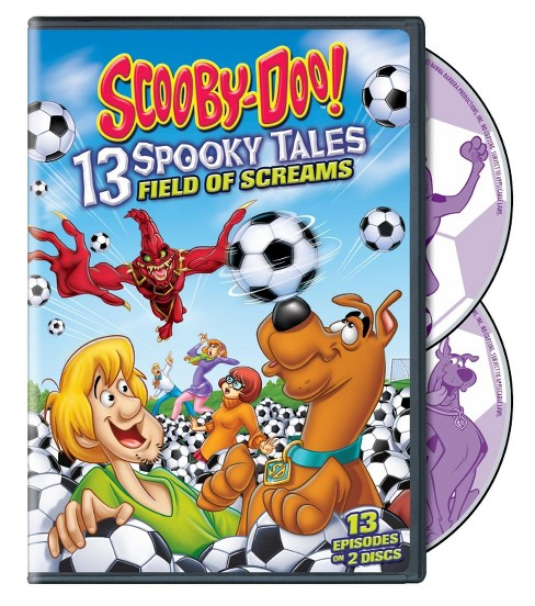 Scooby-Doo!: 13 Spooky Tales - Field of Screams - image 1 of 1