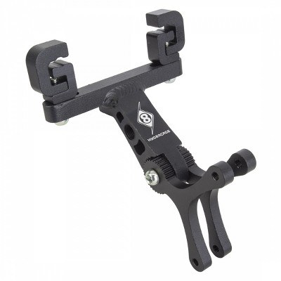 Origin8 HydroRail Dual Cage Saddle Mount Water Bottle Cage Hardware