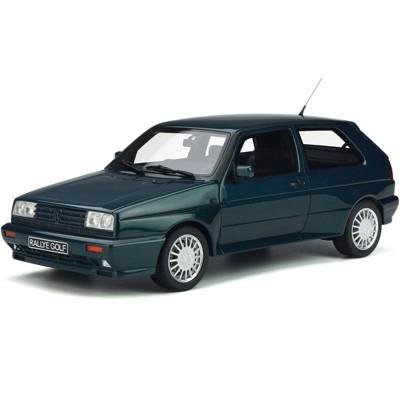 Volkswagen Golf A2 Rallye Vert Perleffekt Green Metallic Limited Edition to 2000 pieces Worldwide 1/18 Model Car by Otto Mobile