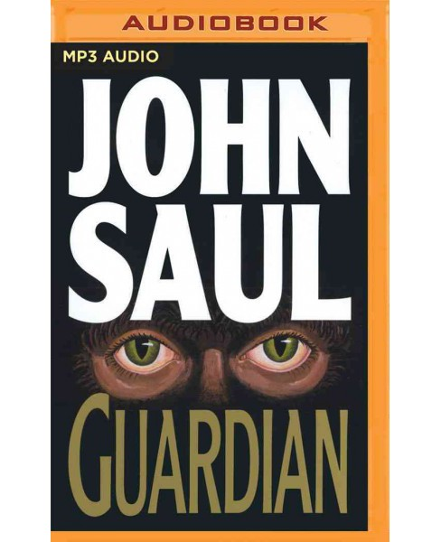 Guardian (MP3-CD) (John Saul) - image 1 of 1