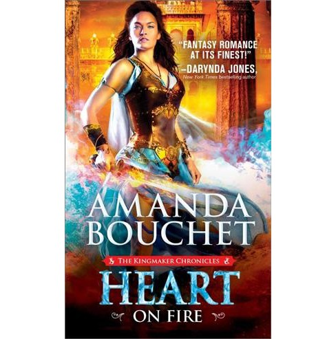 Heart on Fire -  (6a Romance Gold (Parade)) by Amanda Bouchet (Paperback) - image 1 of 1