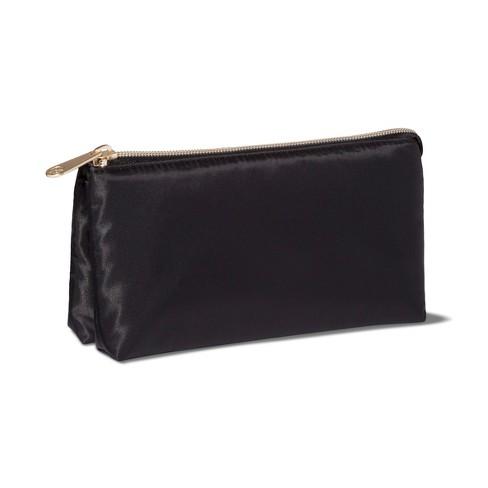 c01a66e292 Sonia Kashuk™ Compartment Compact Makeup Bag - Black   Target