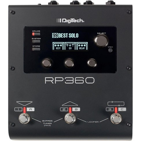 DigiTech RP360 Guitar Multi-Effects Pedal - image 1 of 4