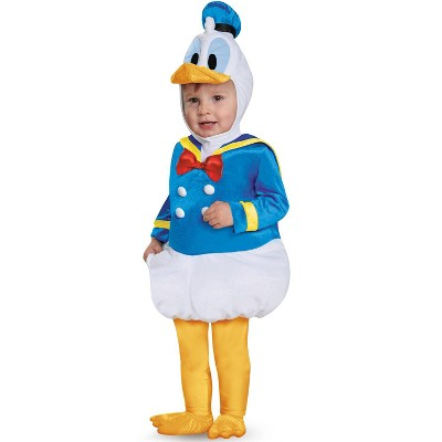 Mickey Mouse Clubhouse Donald Duck Prestige Infant Costume