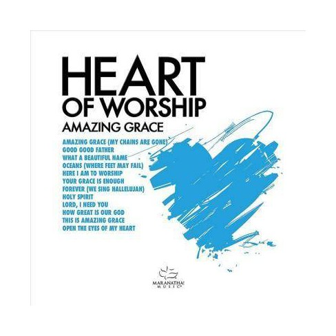Various - Heart Of Worship: Amazing Grace (CD) - image 1 of 1