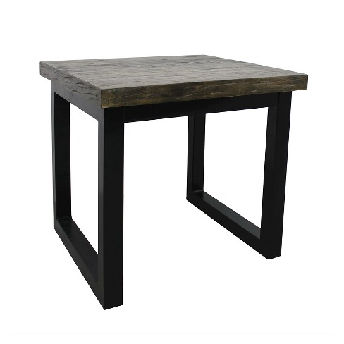 Cumberland End Table - Distressed Brown  - Christopher Knight Home - image 1 of 3