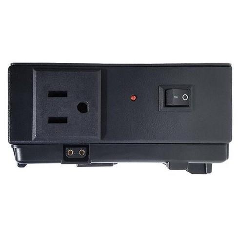 Savage V-Mount Battery Power to 110/125V Voltage Inverter for LED Lights - image 1 of 3