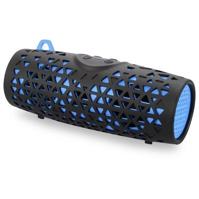 iLive Audio Water/Sand Proof Floating Speaker (IP66)- Black/Blue (ISBW337BU)