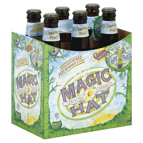 Image result for magic hat elder betty""