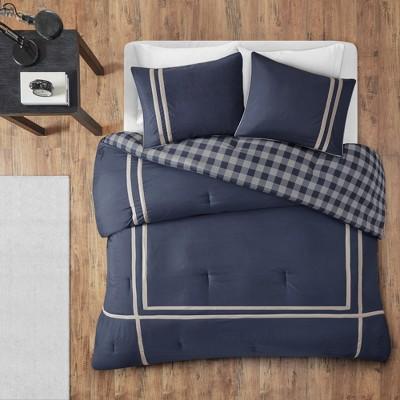 Trent Reversible Comforter Set