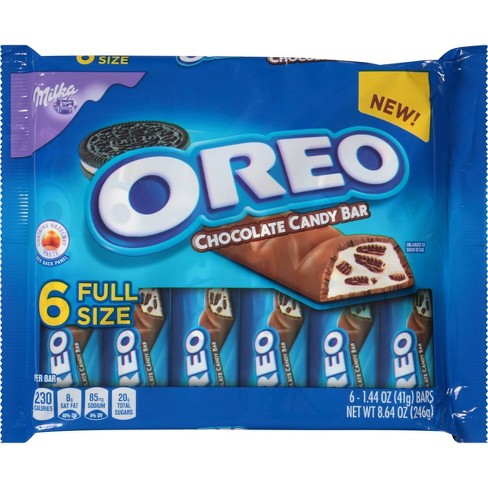 Milka Oreo Chocolate Bars - 8.64oz/6ct - image 1 of 6
