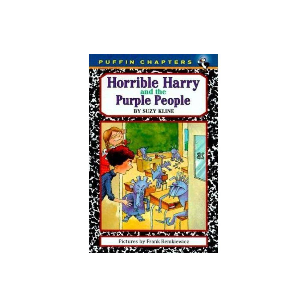 Horrible Harry And The Purple People By Suzy Kline Paperback