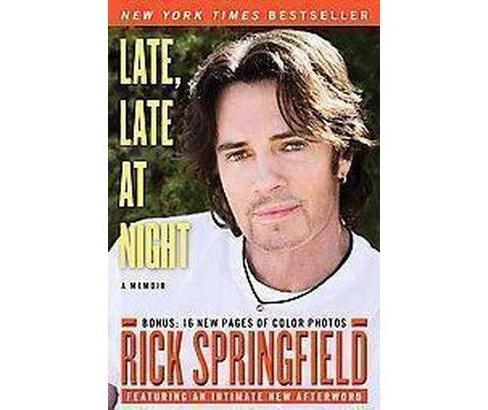 Late, Late at Night (Reprint) (Paperback) - image 1 of 1