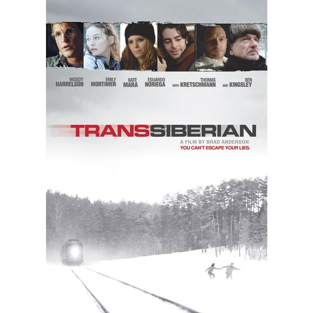 Transsiberian (dvd_video)