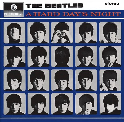 The Beatles - A Hard Day's Night (LP) (Vinyl)