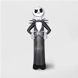 Disney Nightmare Before Christmas Jack Skellington Inflatable Halloween Decoration