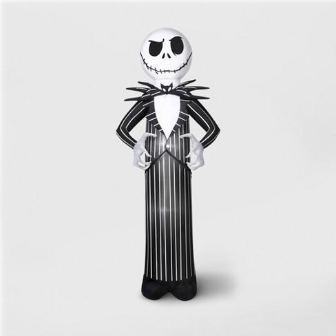 Disney Nightmare Before Christmas Jack Skellington Inflatable Halloween Decoration - image 1 of 2