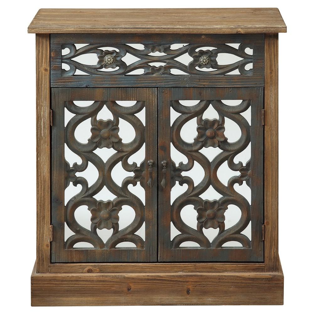 Mona Cabinet - Natural - Treasure Trove, Brown
