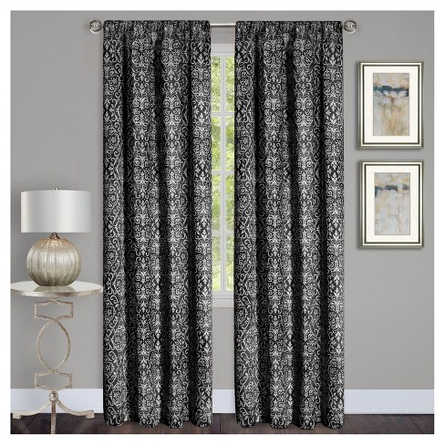 Madison Window Curtain Panel - Achim - image 1 of 1
