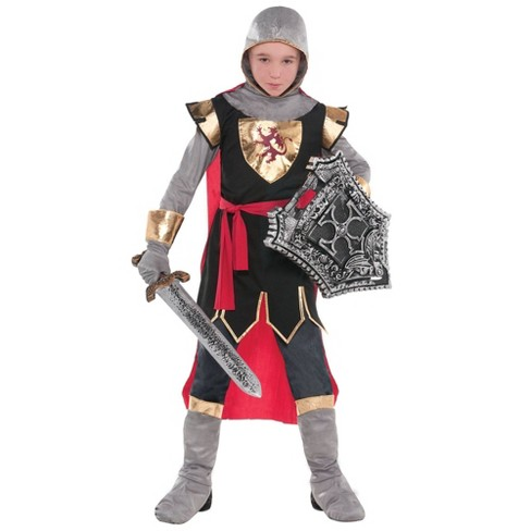 Boys' Brave Crusader Halloween Costume - image 1 of 1