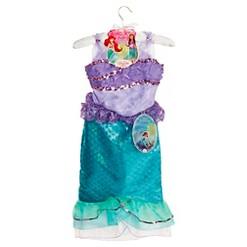 Disney Princess Majestic Collection Ariel Kids' Dress, Girl's, Size: 4-6x, MultiColored